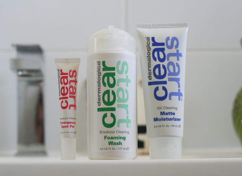 Clear start by dermalogica product review emily jane1