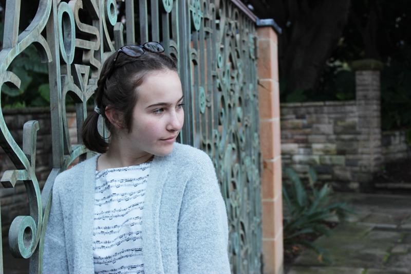 EmilyJane X BonesBlogger X PaintTheTown8