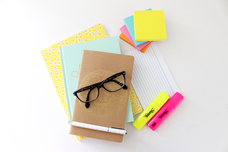 Emilyjaneblog Back To School study tips using color organisation high school hsc1