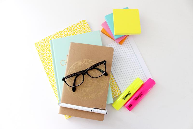 Emilyjaneblog Back To School study tips using color organisation high school hsc1