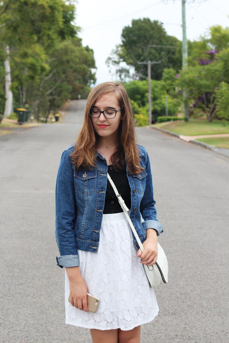 Emilyjaneblog fashionoutfitpost cottonon paperscissors minkpink rubishoes1