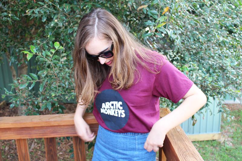 Emilyjaneblog fashionoutfitootdblogpost indaltthelabel arcticmonkeys2