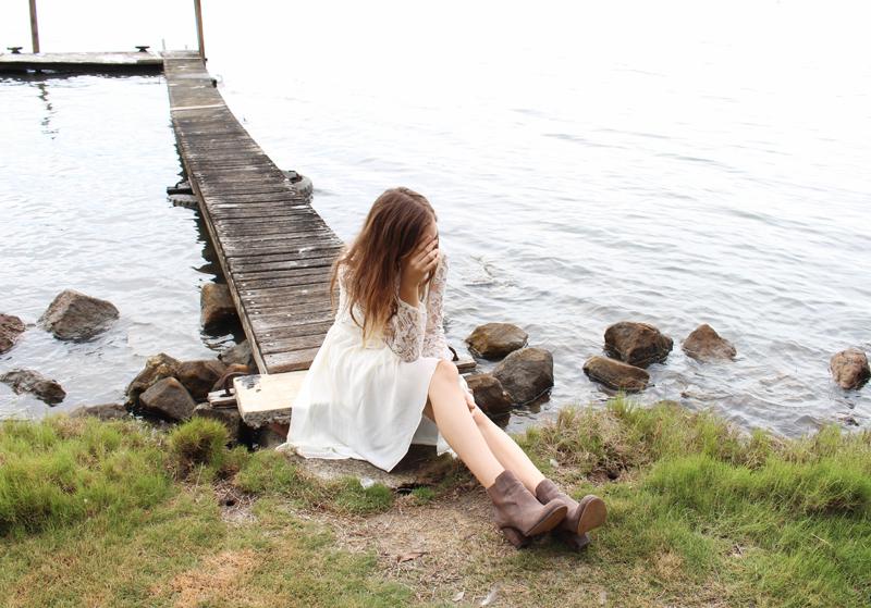 Forgotten garden - three of something:rubi shoes X emilyjaneblog4