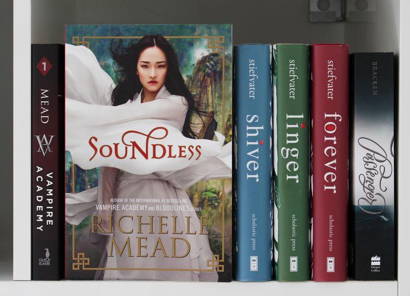 Emilyjanereadingclub Soundless by Richelle Mead